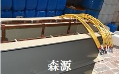 汽车尾管电解抛光设备